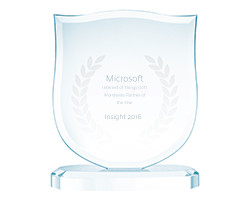 Microsoft Worldwide Internet of Things Partner of the Year (BlueMetal)
