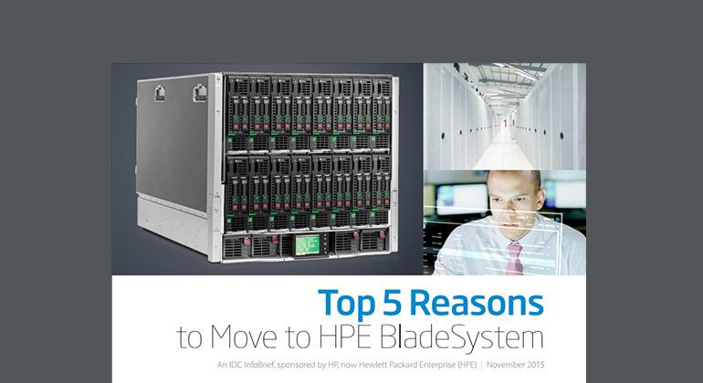 HPE Servers   Insight Canada