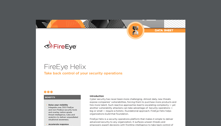 FireEye | Cyber Security | Insight Canada