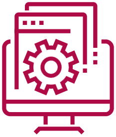 Technology platform icon