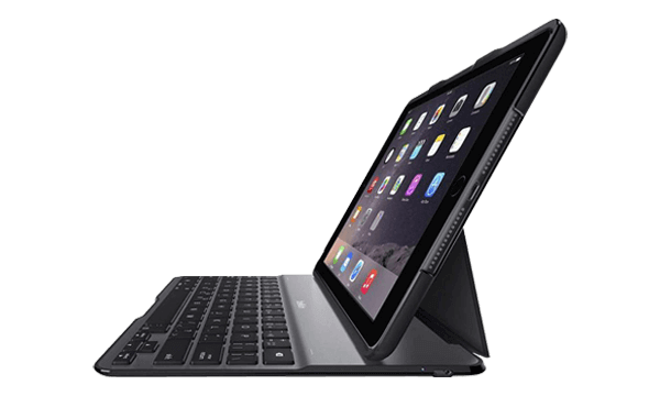 Tablet keyboard folios