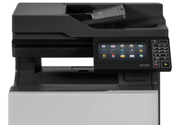Lexmark CX725 Series printer