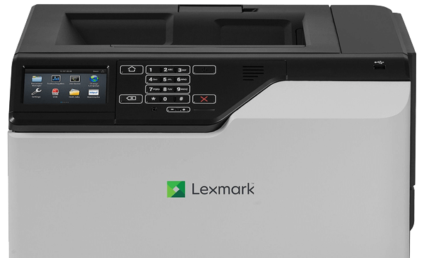 Lexmark CS720 series printer