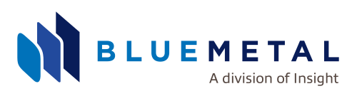 BlueMetal | An Insight company logo