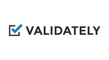 Validately logo