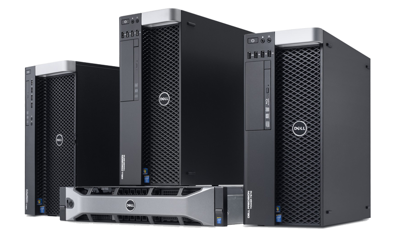 Dell Precision Fixed Workstation Family