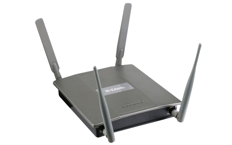 D-Link DWL-8600AP Wireless N Dualband Unified Access Point - wireless access point