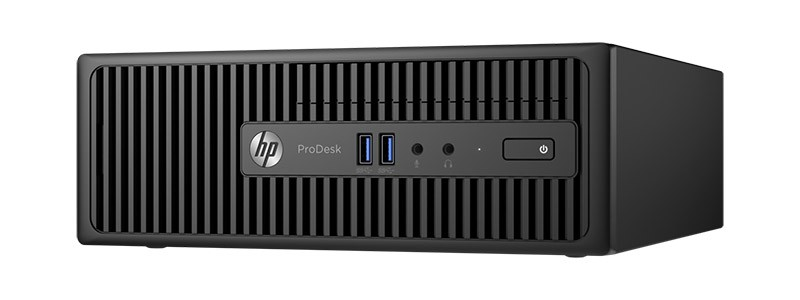 HP ProDesk 400 G3 Small Form Factor personal computer