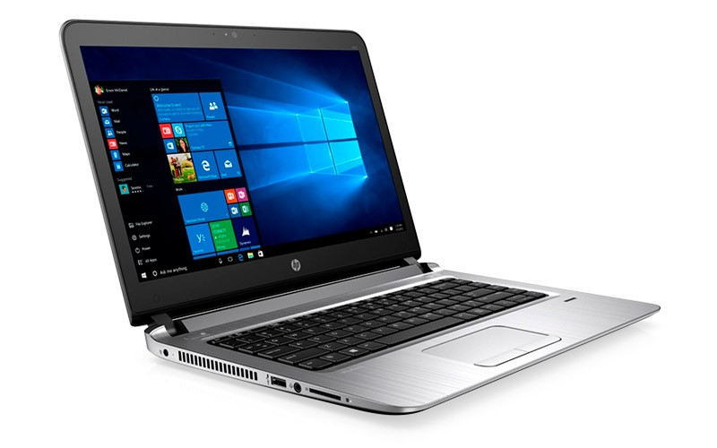 HP ProBook 440 G3 using Windows 10