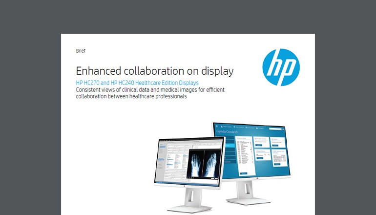 Enhanced Collaboration on Display brief thumbnail