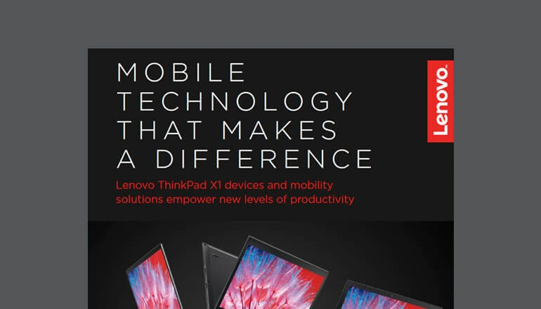 Mobile Technology That Makes a Difference thumbnail