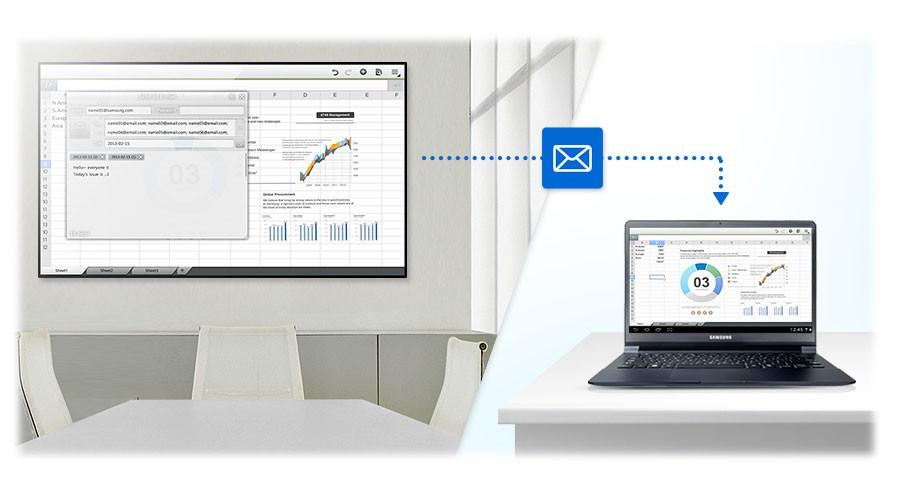 Samsung Interactive Whiteboard | Insight Canada