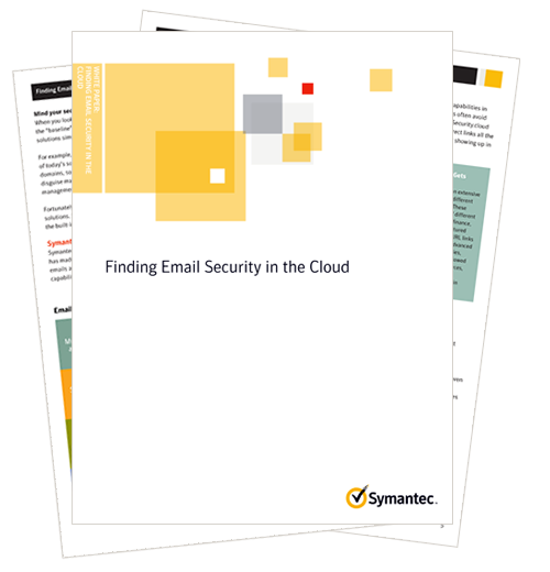 Whitepaper: Finding Email Security in the Cloud