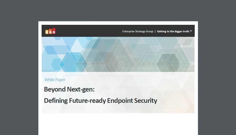 Defining Future-Ready Endpoint Security thumbnail