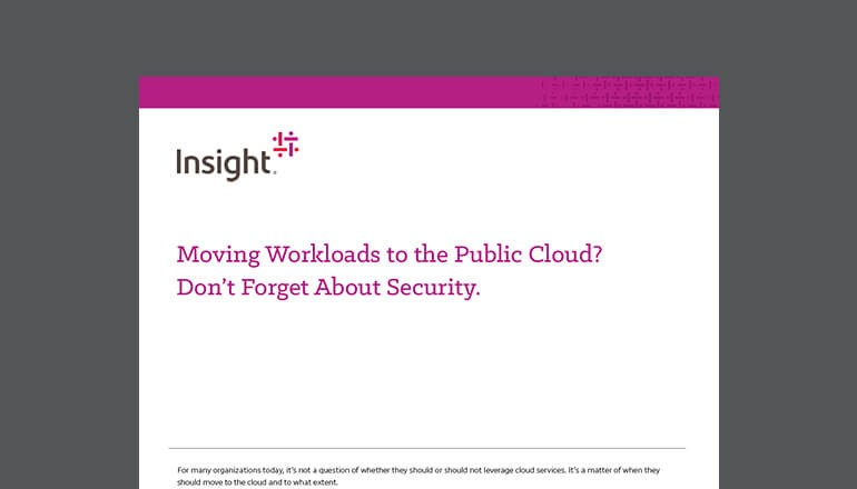 Moving Workloads to the Public Cloud thumbnail