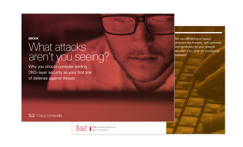 Cover of the What Attacks Arent You Seeing ebook
