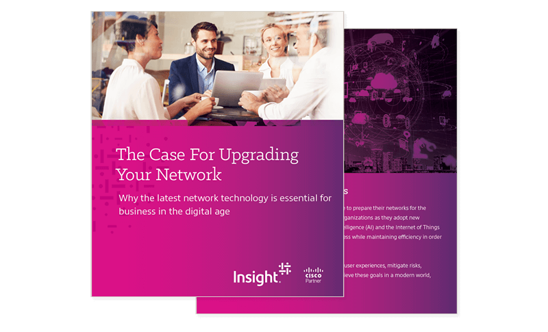 Cover image of The Case For Upgrading Your Network
