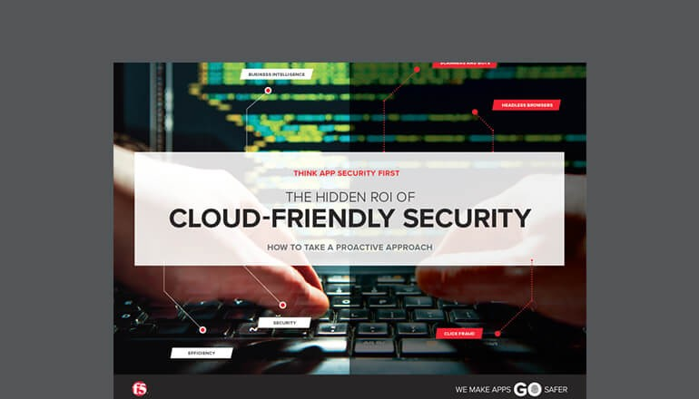 The Hidden ROI of Cloud-Friendly Security ebook thumbnail