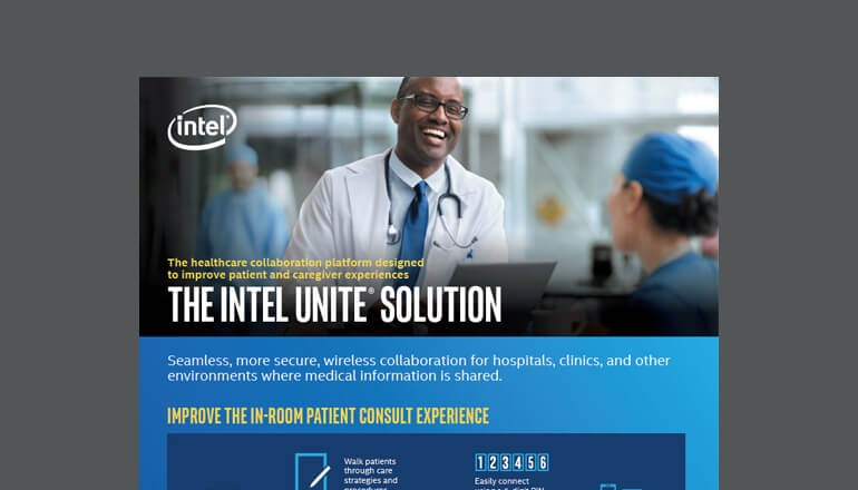The Intel Unite Solution thumbnail