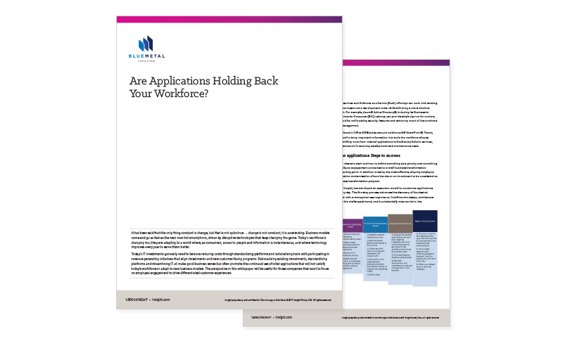 Are Applications Holding Back Your Workforce cover