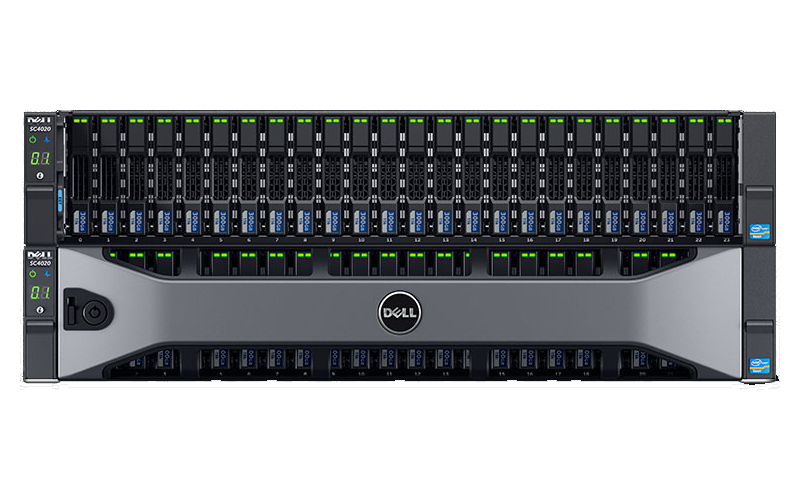 Dell SC Series All-Flash storage product