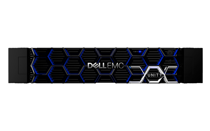 Dell EMC Unity all-flash storage product