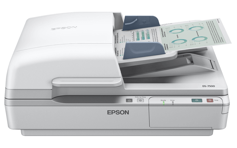 Epson WorkForce DS 6500 scanner