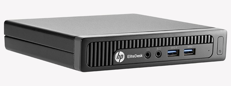 HP EliteDesk 800 G2 Desktop Mini personal computer