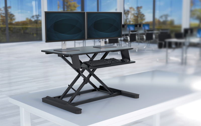 StarTech sit-stand workstations
