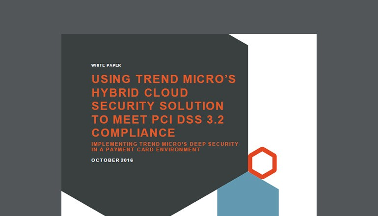 Using Trend Micro's Hybrid Cloud Security whitepaper cover